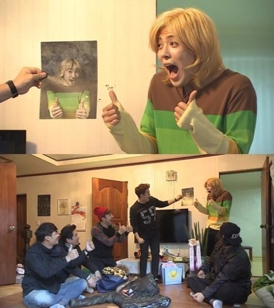'나혼자산다' 강남, 노홍철 도플갱어 등극 '똑같은 외모'