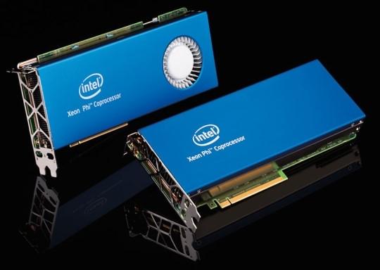 인텔, 고성능PC 겨냥한 차세대 '제온 파이' 프로세서 공개